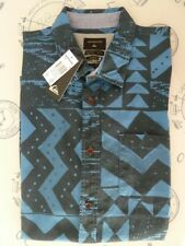 CHEMISE QUIKSILVER EAST CAPE CROWNS TAILLE M