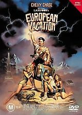 NATIONAL LAMPOON'S EUROPEAN VACATION - BRAND NEW & SEALED R4 DVD (CHEVY CHASE)