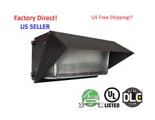 100W LED Wall pack 5700K UL DLC 12500 LUMENS 320WATT REPLACEMENT, US SELLER!!