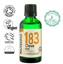 Naissance Huile Essentielle de Clou de Girofle BIO - 50ml - 100% pure, naturelle