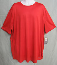 TG Tel Gear Dry TEK Men's 3XL Tall Orange Classic Active Sports Wicking Shirt