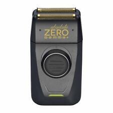Absolute Zero Gamma + Professional Finishing Shaver Brand New Sealed