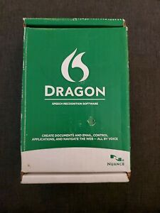 New Dragon Dictate for MAC Version 3 With Headset (Open Box)
