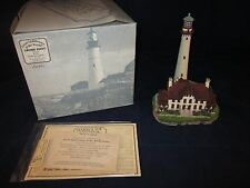 HARBOUR LIGHTS #426 Grosse Point IL Illinois Lighthouse 1999 #A2331 ~ NEW in BOX