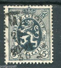 BELGIQUE 1929-32, timbre 279, ARMOIRIES, oblitéré