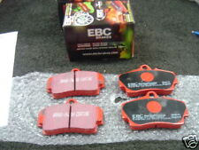 PORSCHE BOXSTER BRAKE PADS EBC RED STUFF REAR