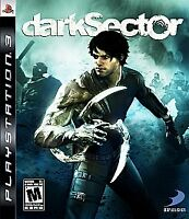 PS3 Dark Sector Video Game Playstation NTSC T420