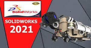 SolidWorks 2021 🔥Premium 🔥Full Version 🔥Windows 🔥Lifetime 🔥Fast E-Delivery