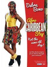 Debra Bono: Afro Caribbean Step (2013, REGION 0 DVD New)