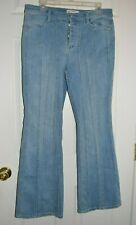NEW Free People  Seamed Bell Bottom Flare Jeans 31