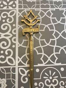 Masonic Letter Opener