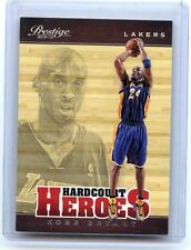 "2012-13 PRESTIGE #4 KOBE BRYANT ""HARDCOURT HEROES"", LOS ANGELES LAKERS, 082915"