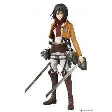 Attack on Titan Doll RAH Mikasa Ackerman Medicom figure Shingeki Kyojin giganti