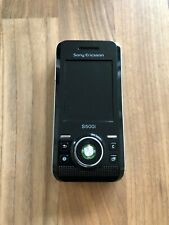 Sony Ericsson S500i Black Green Phone