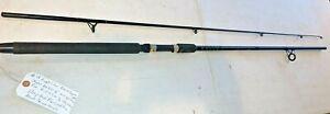 #18 Eagle Claw Black Eagle III Model BE201 - 8'  6 eye Spinning Rod