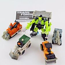 Transformers Power Core Combiner PCC Steamhammer w/ Constructicons Team