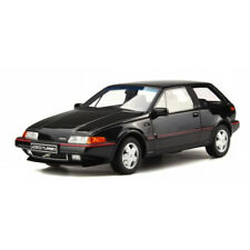 Volvo 480 Turbo 1986 Black 1/18 - OT740 OTTOMOBILE