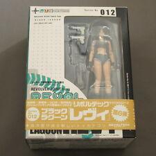 Black Lagoon Revy Revoltech Yamaguchi No.012 Figure Kaiyodo From Japan Free Ship