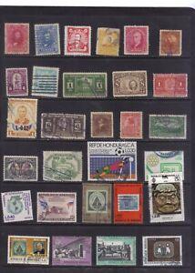 stamps   Honduras 28