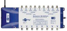 Goobay interruptor Múltiple 9/8 Satélite Multi-interruptor Ms-908pq