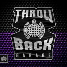 Throwback Garage - Various Artists (New & Sealed) 3 CDs