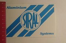 Aufkleber/Sticker: Aluminium Siral Systems (06011746)