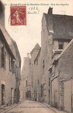 Bookstore Benoist, Saint-Pierre-Le-Moutier