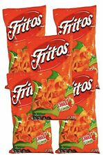 Sabritas Mexican chips Fritos Chile y Limon  5 BAGS (62G)