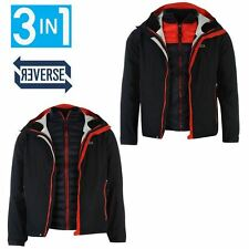 Nevica Artax 3in1 Ski Skiing Snowboard Coat Jacket Mens UK Size 2XL XXL BNWT