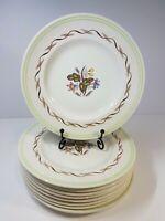 "6x Vintage Royal Doulton Woodland D6338 Side Plates 6.5"""