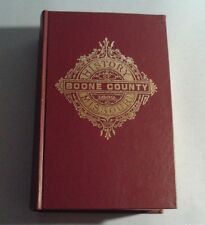 1970 (1882) HISTORY OF BOONE COUNTY, MISSOURI - Reprint (Hardcover)