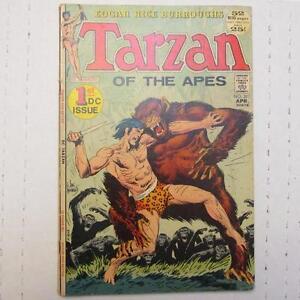 Tarzan of the Apes 207 VG/FN Origin Kubert SKU16254 60% Off!