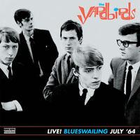 "The Yardbirds • Live! Blueswailing July '64 • 12"" VINYL RECORD LP 2017 •• NEW ••"