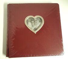 Creative Memories Flex Hinge Album Coverset Old Style Heart Window Frame 12x12