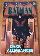 BATMAN DARK ALLEGIANCES GN 1996 ELSEWORLD DC COMICS