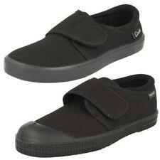 Clarks Plimsolls Canvas Shoes for Boys