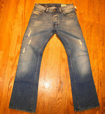 DIESEL INDUSTRY Jeans for MEN SZ 28 X 30 ZAF SPECIAL 0089X  * EXTREMELY RARE *