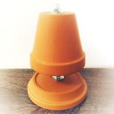 Teelichtheizung Teelichtofen Kerzenofen Tischkamin Teelichthalter 21cm
