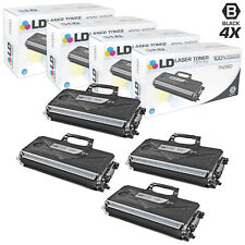 LD © for Brother TN360 4pk Black DCP-7030 7040 HL-2140 2150 2170 7345 7440
