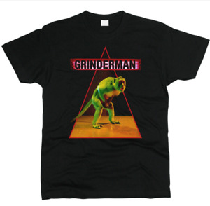 Grinderman Nick Cave Men T-Shirt Funny Cotton Tee Vintage Gift For Men Women