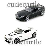 Motormax Aston Martin Vantage V12 1:24 Diecast Model Toy Car 73357 D