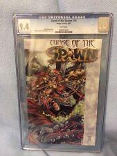 Curse of the Spawn #10 (Jun 1997, Image) CGC 9.4 NEAR MINT ANGELA COVER