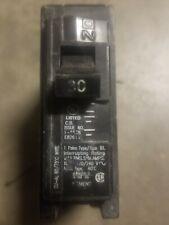 B130 Siemens 30 amp 120/240 volt  bolt on breaker