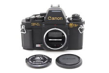 Near MINT / CANON NEW F-1 1984 OLYMPIC MODEL SLR 35mm film camera from Japan