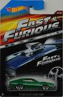 Movie Fast & Furious 72 Ford Gran Torino Sport 1:64 Hot Wheels USA