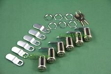 RV Trailer Motorhome Storage Compartment Door Cam Lock 18 Set 18-3319-18