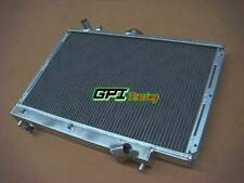 FOR MAZDA FAMILIA GTX / 323/PROTEGE LX 1.8L BP 1989-1994 Aluminum Radiator