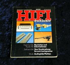 HIFI in esclusiva 1/1986 - SME V, Audio research sp-11, Eminent, Counterpoint, Stax