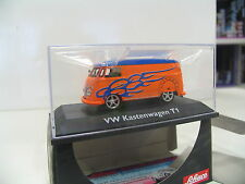 "SCHUCO 03082 VW BUS T1 ""TUNING CAR"" 1/43 SC180"