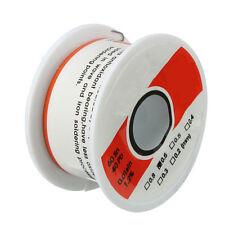 1PC Solder Wire 0.6mm 60/40 2% Flux Reel Tube Tin lead Rosin Core Soldering 50G